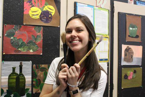 Ms. Schwartzstein is one of the school