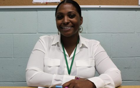Ms. Cruz is a new staff member here at Wodbridge High. She studied to become a speech language pathologist.