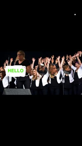 ASL Raps to Stay at Library - The Barron Perspective