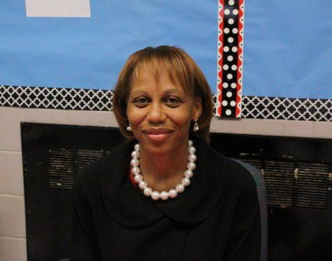 Welcoming Ms. Kimble to Woodbridge High