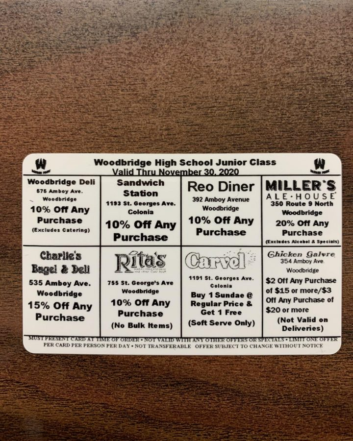 Junior+Class+Officers+are+selling+discount+cards+to+raise+money.+These+discount+cards+have+proven+to+be+successful+so+far.