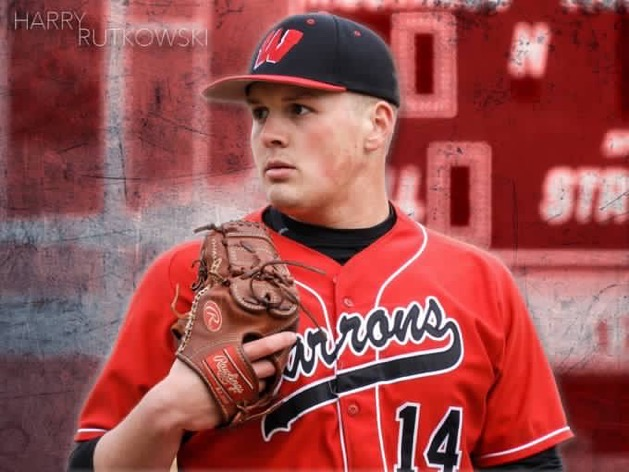 Harry+Rutkowski+plays+baseball+at+Rutgers+University+and+is+an+alumni+of+WHS.+He+was+awarded+GMC+player+of+the+decade.