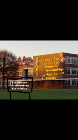 Woodbridge High School is home to the prestigous Barron football team. The school has held fan club meetings every week since the end of the 2019 season.