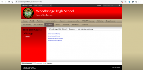 "The course offerings in the next school year for each grade can be found on the Woodbridge High School website under the Guidance tab. Ms. Ferrara said that these new courses are ""an opportunity to branch out."""