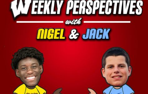 The Weekly Perspectives with Nigel and Jack is the first podcast the school has done. The first episode was released on December 30, 2018.