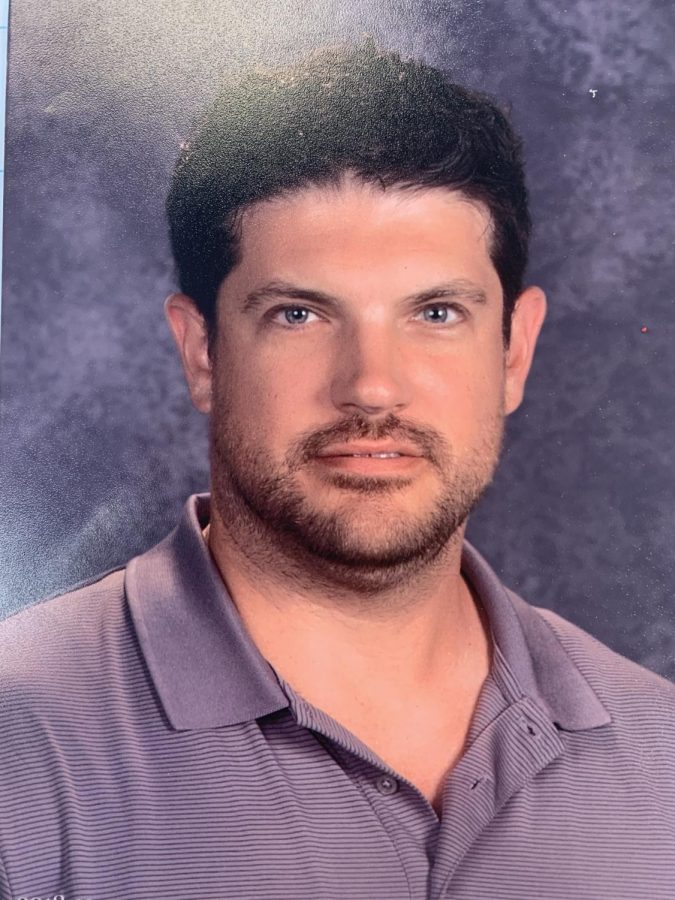 Mr.Grimm is a new addition to the Woodbridge High School staff. Prior to teaching at WHS he was an elementary school teacher for 14 years.
