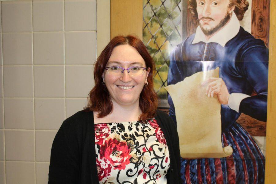 Ms. Moldenhaur is ready to teach for the 2021-2022 school year!