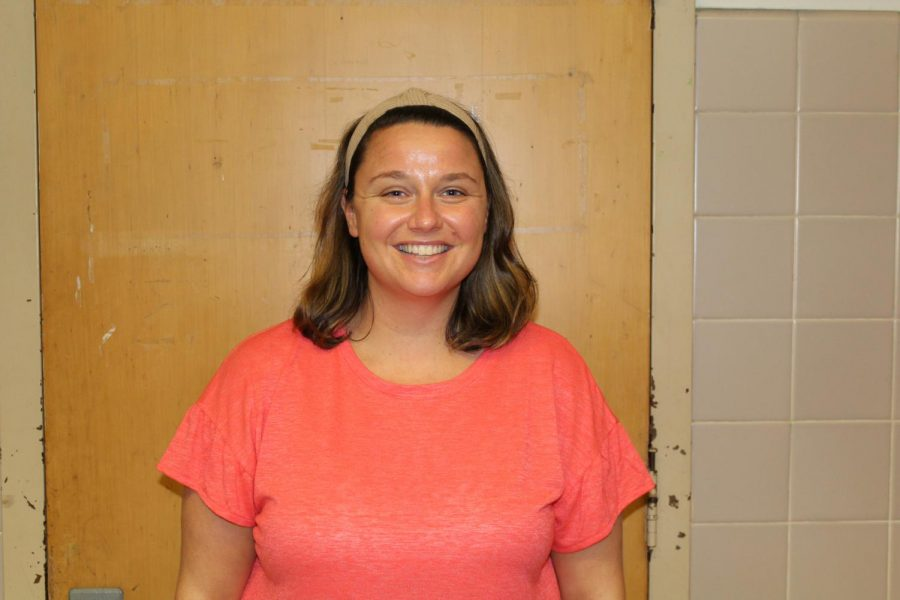 Ms. Suydam is ready to teach her Spanish class for the 2021-2022 year!